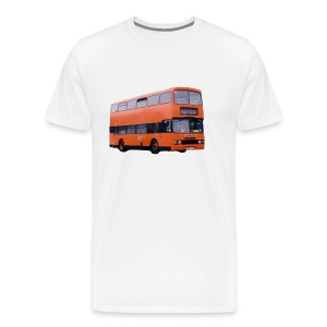 Strathclyde Bus - Men's Premium T-Shirt