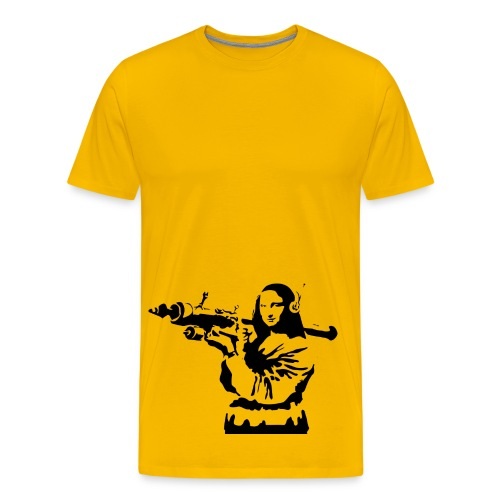 monnalisa soldier - Maglietta Premium da uomo