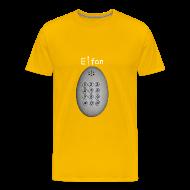 T-Shirts ~ Männer Premium T-Shirt ~ Eifon + Konopkafilme