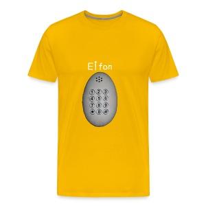 Eifon + Konopkafilme - Männer Premium T-Shirt