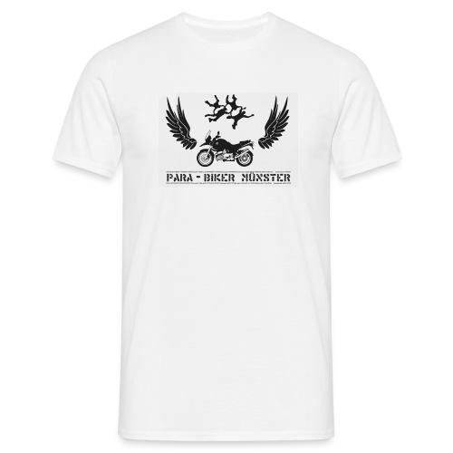 Männer-Kurzarm-T-Shirt klassisch sand - Männer T-Shirt