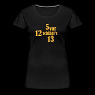 T-Shirts ~ Frauen Premium T-Shirt ~ Girl - 5v12s13