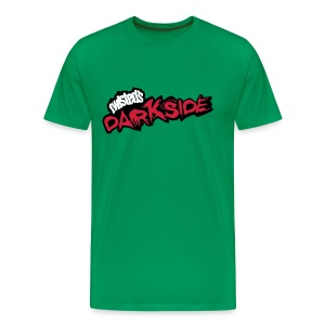 Men's Classic T-Shirt (Twisted's Darkside) PICK COLOUR - Men's Premium T-Shirt