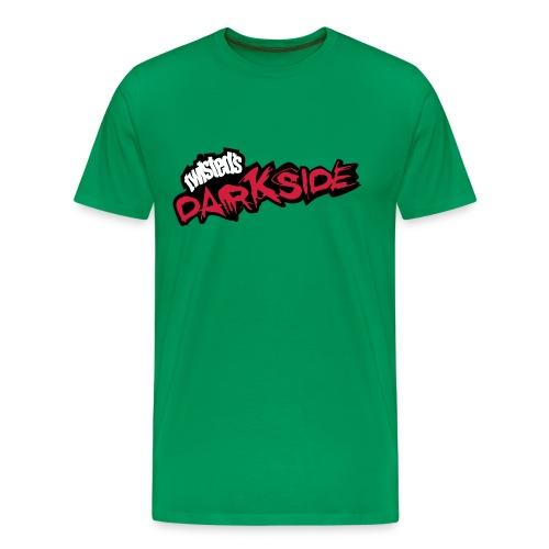 Men's Classic T-Shirt (Twisted's Darkside) PICK COLOUR - Men's Premium T-Shirt