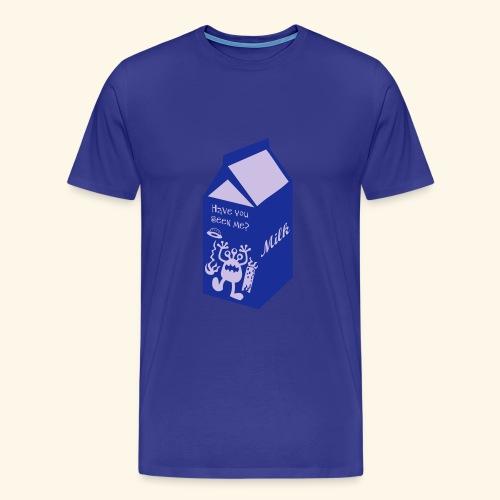 Have you seen me? - Männer Premium T-Shirt