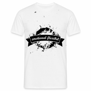 Emotional Flexibel - Männer T-Shirt