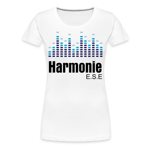Offizielles Harmonie T-Shirt! For Woman's - Frauen Premium T-Shirt
