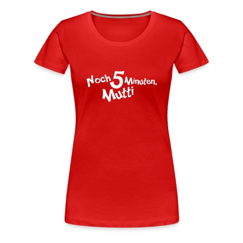 Girl - N5MM - Frauen Premium T-Shirt