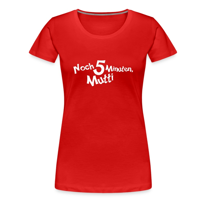 Girl - N5MM - Frauen Premium T-Shirt