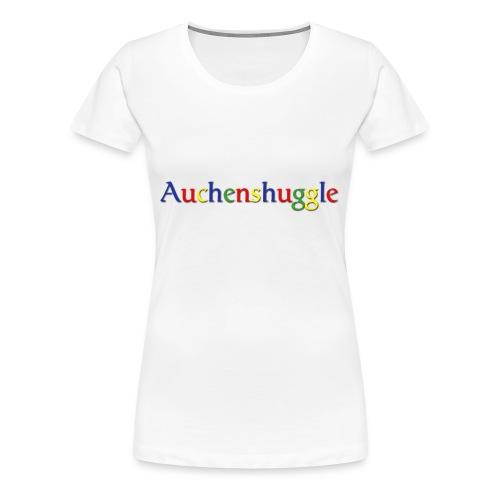 Aucheshuggle - Women's Premium T-Shirt