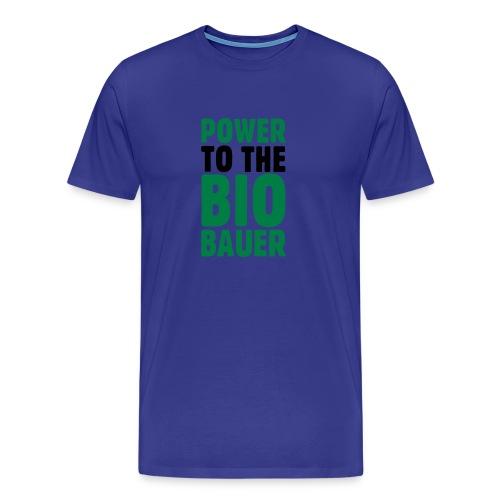 Power-Menshirt - Männer Premium T-Shirt