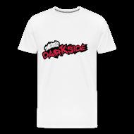T-Shirts ~ Men's Premium T-Shirt ~ Men's Continental T-Shirt (Twisted's Darkside) PICK COLOUR