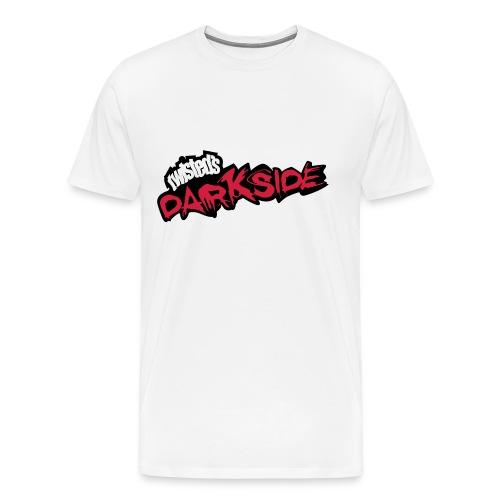 Men's Continental T-Shirt (Twisted's Darkside) PICK COLOUR - Men's Premium T-Shirt