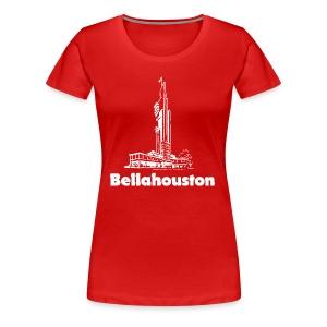 Bellahouston Tate Tower - Women's Premium T-Shirt