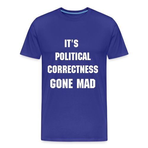 Men's Premium T-Shirt - Part of the Daily Mail collection.