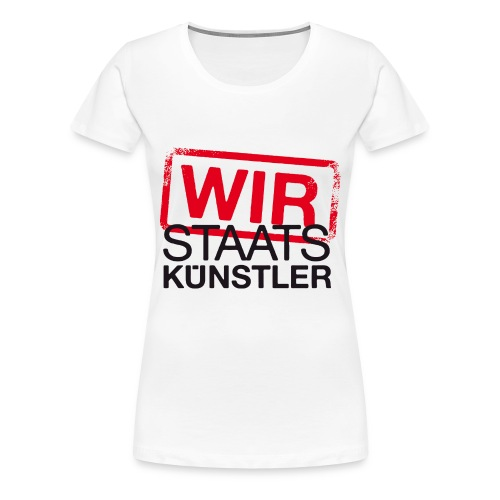 wsk Frauen T-Shirt - Frauen Premium T-Shirt