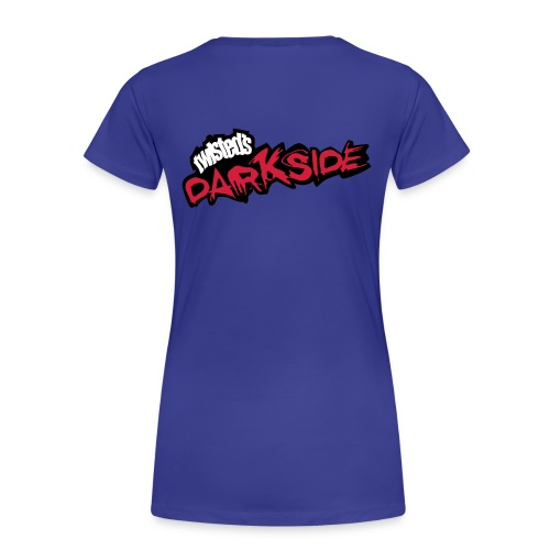 Women's Classic T-Shirt (Twisted's Darkside) PICK COLOUR - Women's Premium T-Shirt