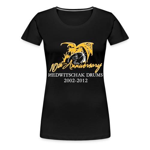 girlie black - Women's Premium T-Shirt