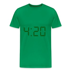 4:20 Digital - Men's Premium T-Shirt