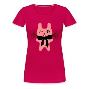 Bunnie - Vrouwen Premium T-shirt