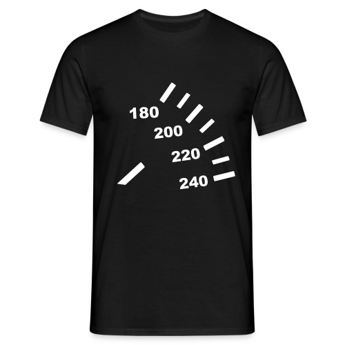 Speed - Men's T-Shirt