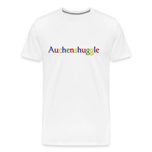 Aucheshuggle - Men's Premium T-Shirt