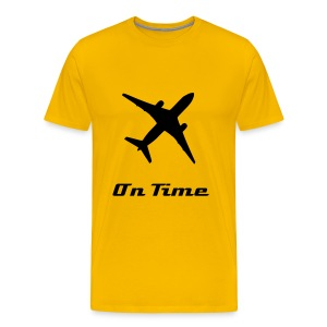 T-Shirt Homme DDoy On Time - T-shirt Premium Homme
