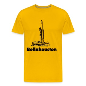 Bellahouston Tate Tower - Men's Premium T-Shirt