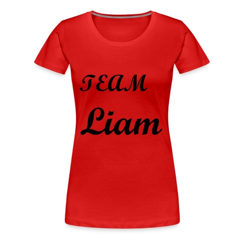 One Direction Fans Tee Liam - Women's Premium T-Shirt