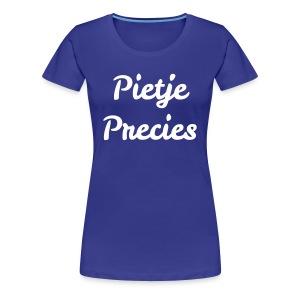Pietje Precies - Vrouwen Premium T-shirt