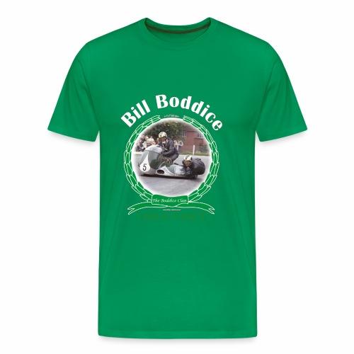 Bill Boddice - Men's Premium T-Shirt