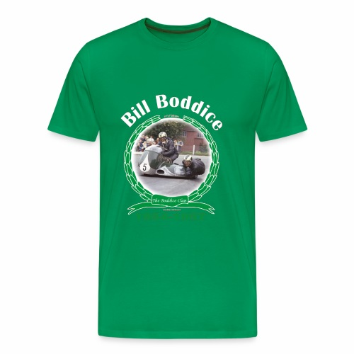 Bill Boddice - Men's Premium T-Shirt
