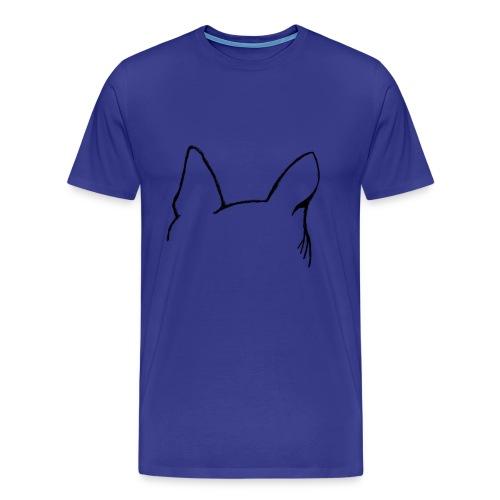 catears - Mannen Premium T-shirt