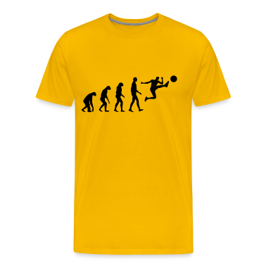 Evolution Soccer T-shirts