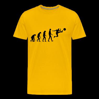 Evolution Soccer T-shirts
