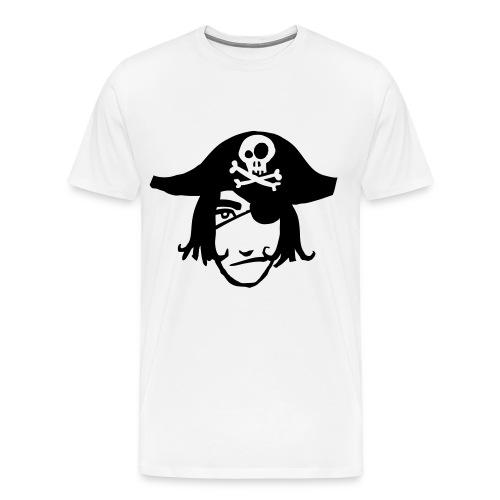 Großpiratin - Männer Premium T-Shirt