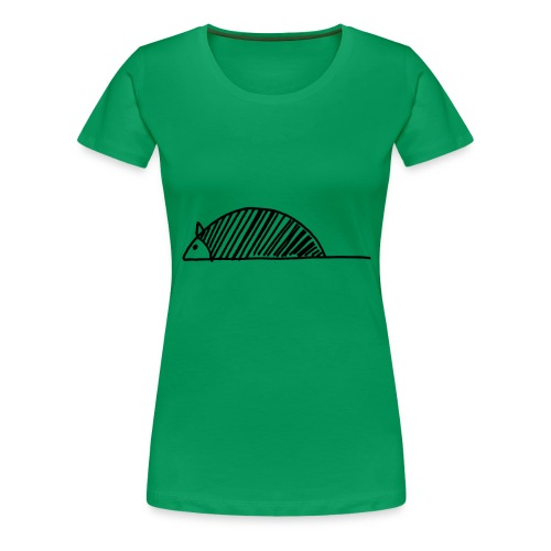 Mouse - Vrouwen Premium T-shirt