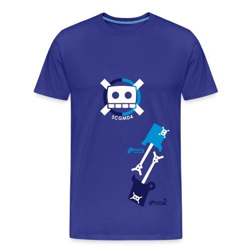 We Brothers Blue - Men's Premium T-Shirt