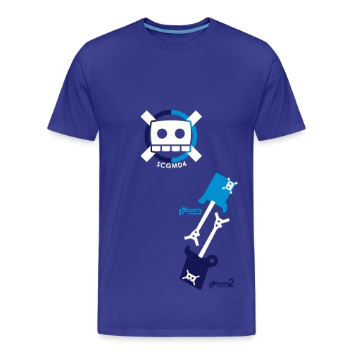 We Brothers Blue - Men's Premium T-Shirt