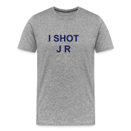 T-Shirts ~ Men's Premium T-Shirt ~ I SHOT JR