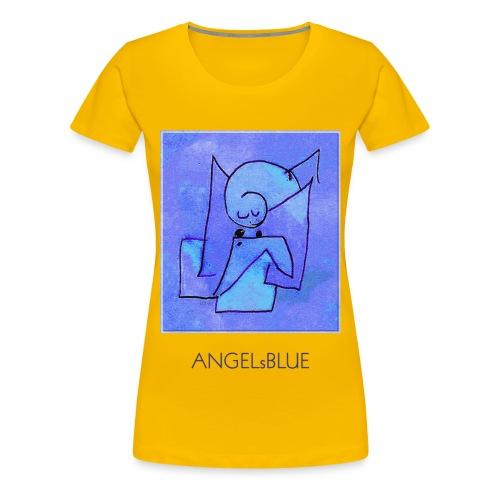 Das dritte Auge - Frauen Premium T-Shirt