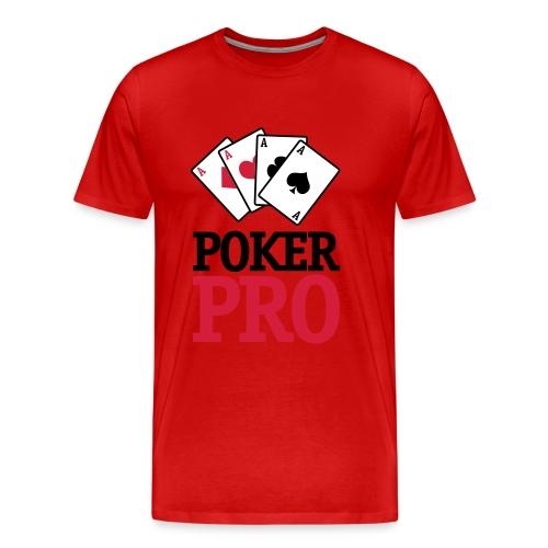 Poker - Maglietta Premium da uomo
