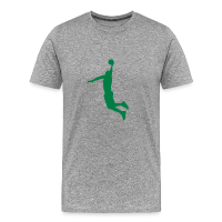Men's Premium T-Shirt with design Basketball
