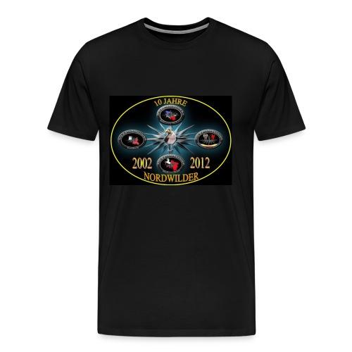 10 Jahre XXL - Männer Premium T-Shirt