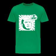 T-Shirts ~ Men's Premium T-Shirt ~ MY WORD!