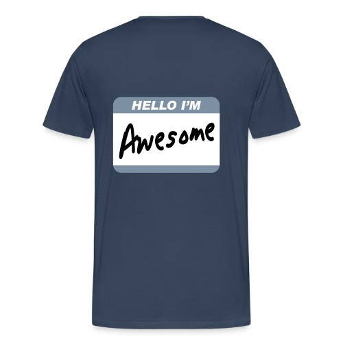 AllSorts Men's Awesome T-Shirt - Men's Premium T-Shirt