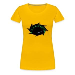 """brusar Collection real life"" - Frauen Premium T-Shirt"