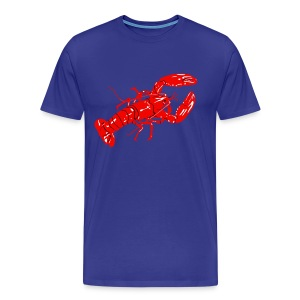 Flock Lobster - Men's Premium T-Shirt