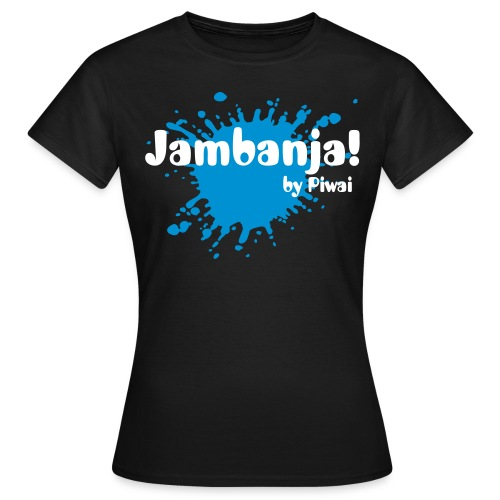 Regular Girl Jambanja Tee - Women's T-Shirt