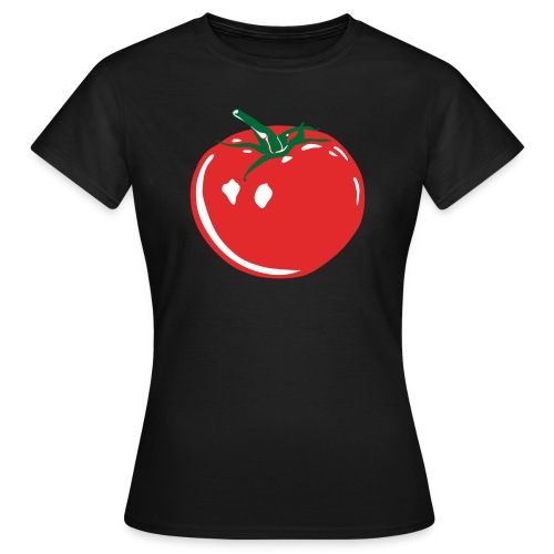 Tomato on Color - Women's T-Shirt